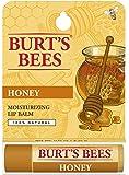 Burt's Bees Honey Lip Balm, 1 Tube