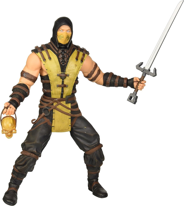Mortal Kombat Scorpion 12
