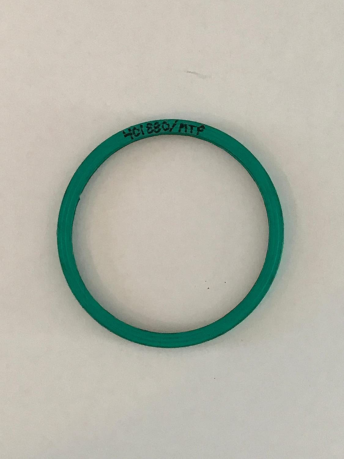 Still sight glass and recovery head 6 1/4� Viton green G15976 #401880
