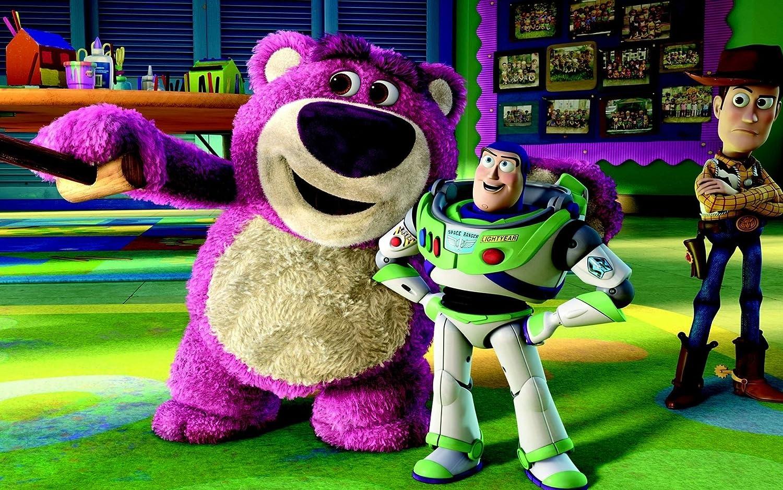 Posterhouzz Movie Toy Story 3 Toy Story Woody Buzz Lightyear