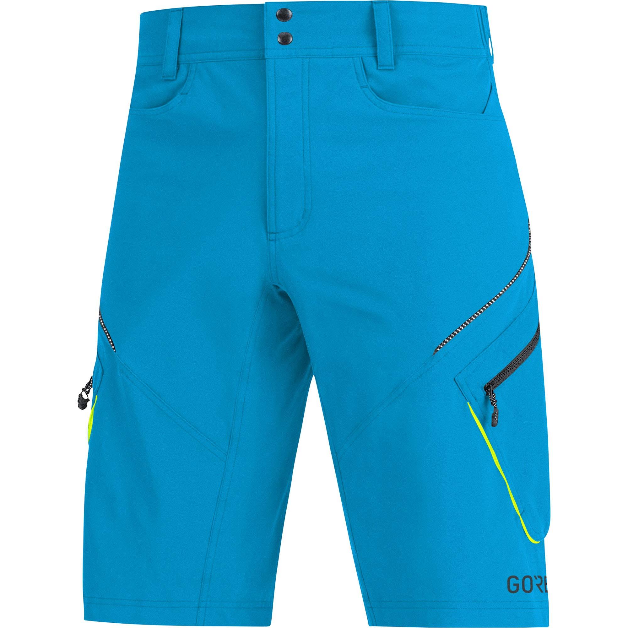 GORE WEAR C3 Men's Shorts, Size: XXL, Color: Blue