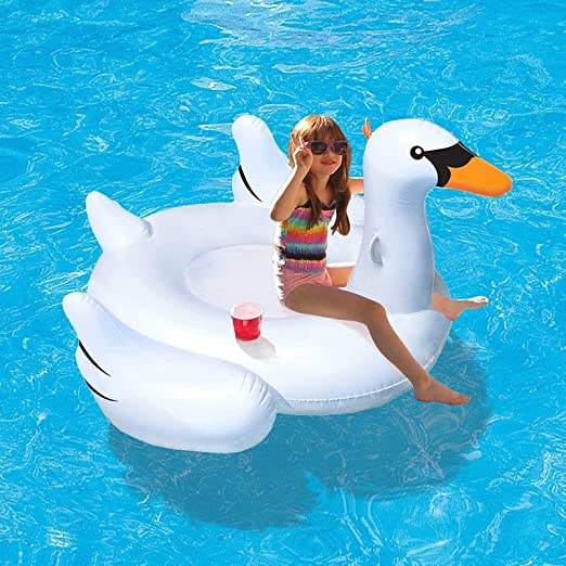 Amazon.com: Boomer888 - Flotador hinchable para piscina ...