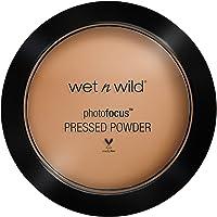 Wet n Wild Photo Focus Pressed Powder (Face Powder), Golden Tan, 7.5g