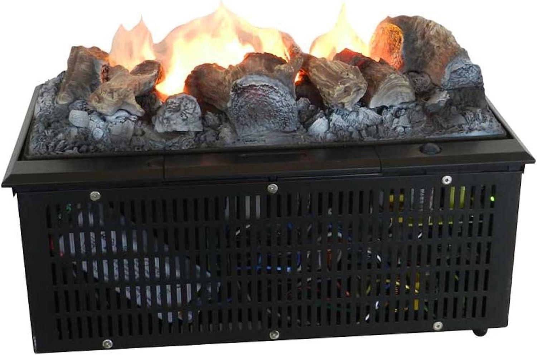 Rubyfires Elektrokamin Elektrofeuer Kaminfeuer Nova Mystic Fires RF 40