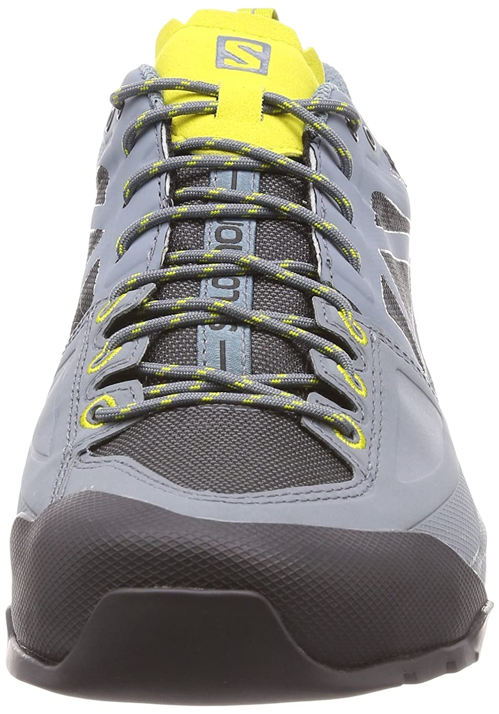 c229debb9e87 Salomon Men s X Alp Spry GTX Low Rise Hiking Boots  Amazon.co.uk  Shoes    Bags
