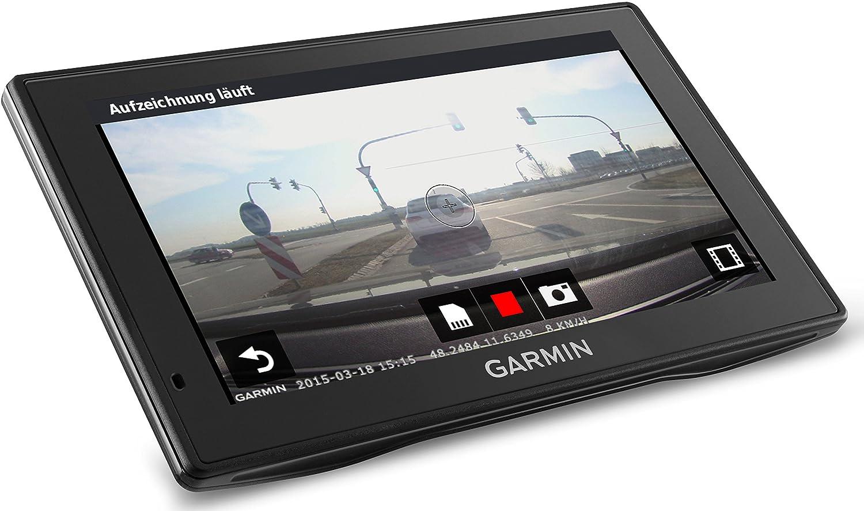 Cartes et Trafic gratuits /à vie Garmin DriveAssist 50LMT-D-  GPS Auto Cartes Europe 46 pays 5 pouces