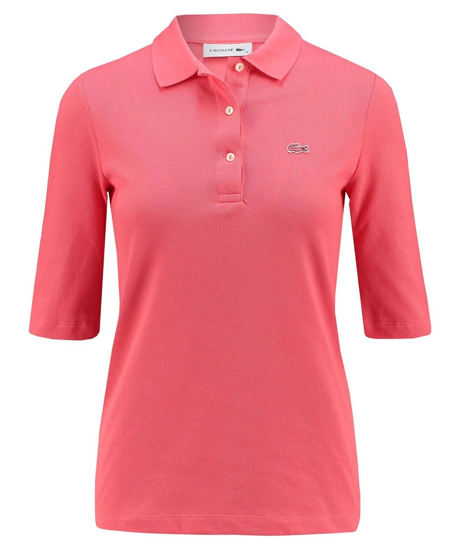 fb72a664 Lacoste PF5381 Women Polo Shirt Short Sleeve,Ladies,3 ...