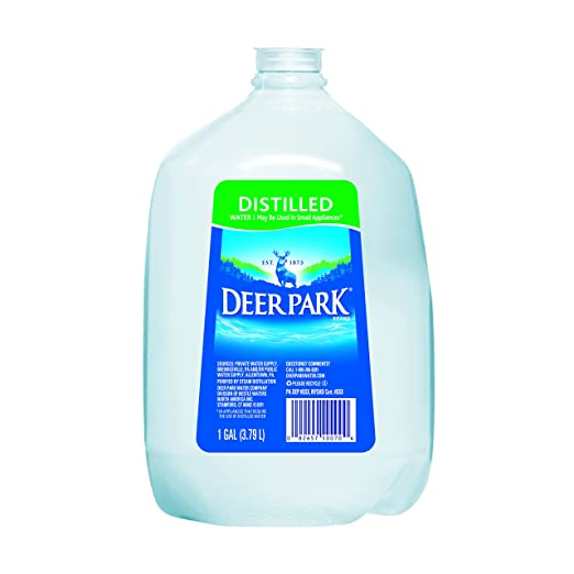 Deer Park Brand Distilled Water, 1 Gallon