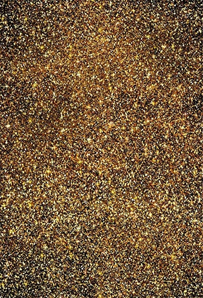 bcffbfeeed Amazon.com : AOFOTO 3x5ft Golden Glitter Spots Background Abstract ...