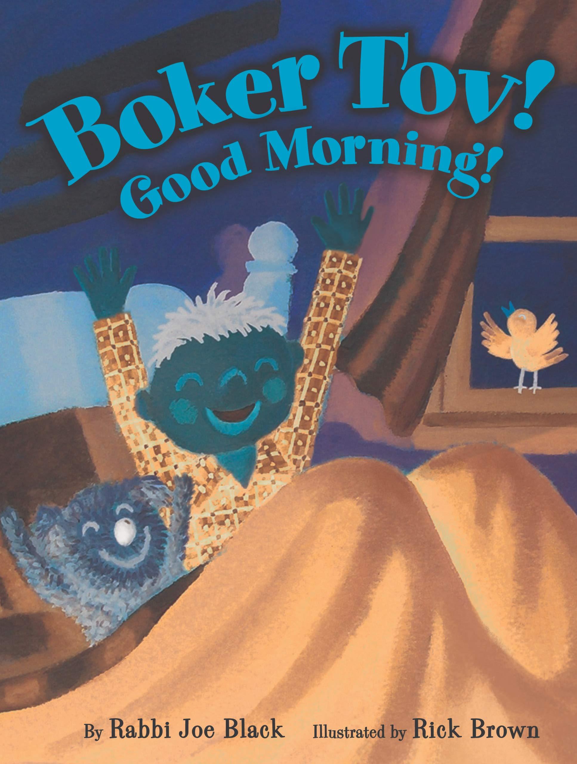 Read Online Boker Tov!: Good Morning! pdf epub