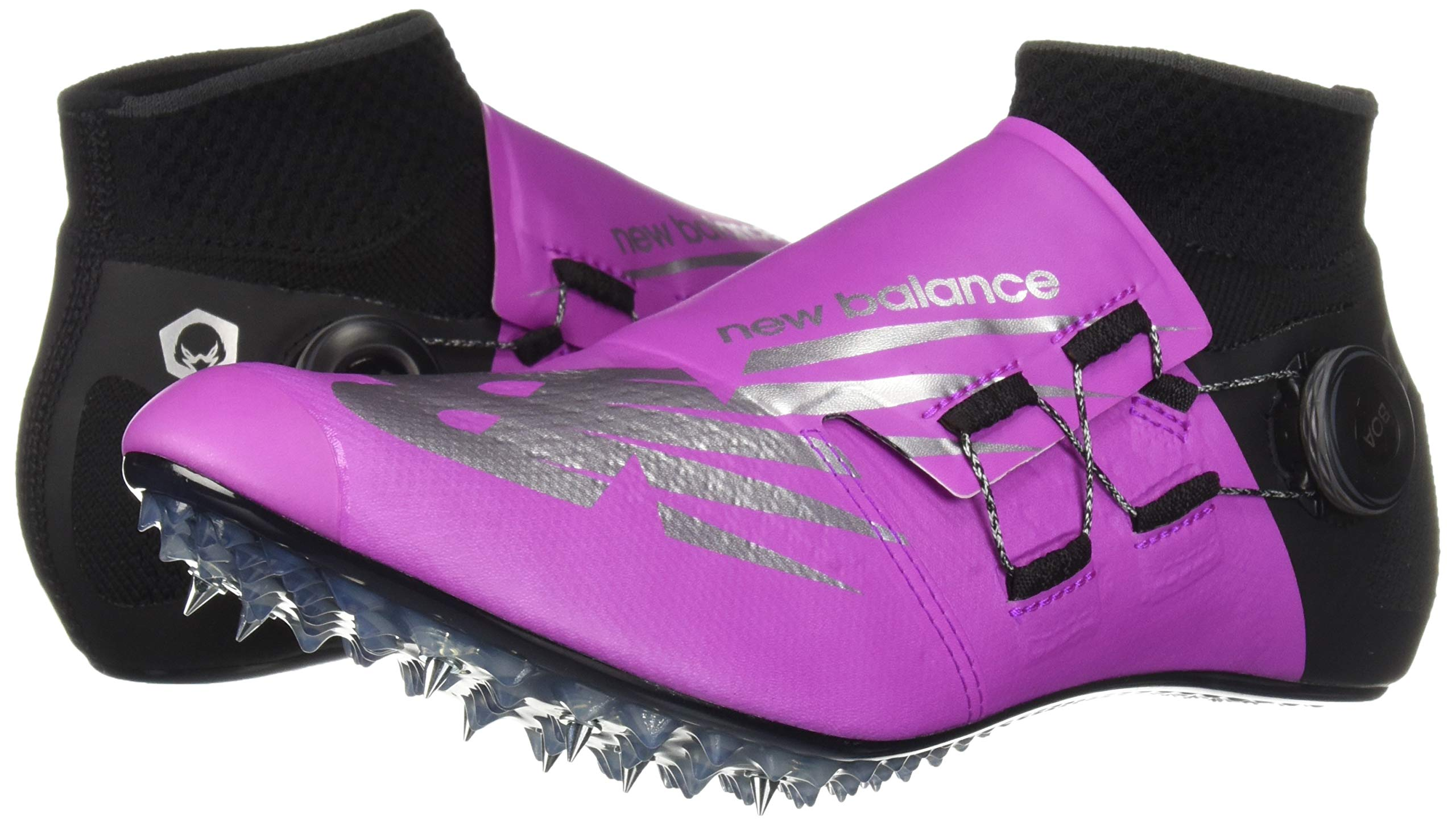 New Balance Men's Sigma Harmony Vazee Track Shoe Voltage Violet/Black 4.5 D US by New Balance (Image #6)