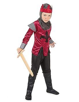 Generique Disfraz de Rey Caballero Medieval para Niño 10-12 Años ...