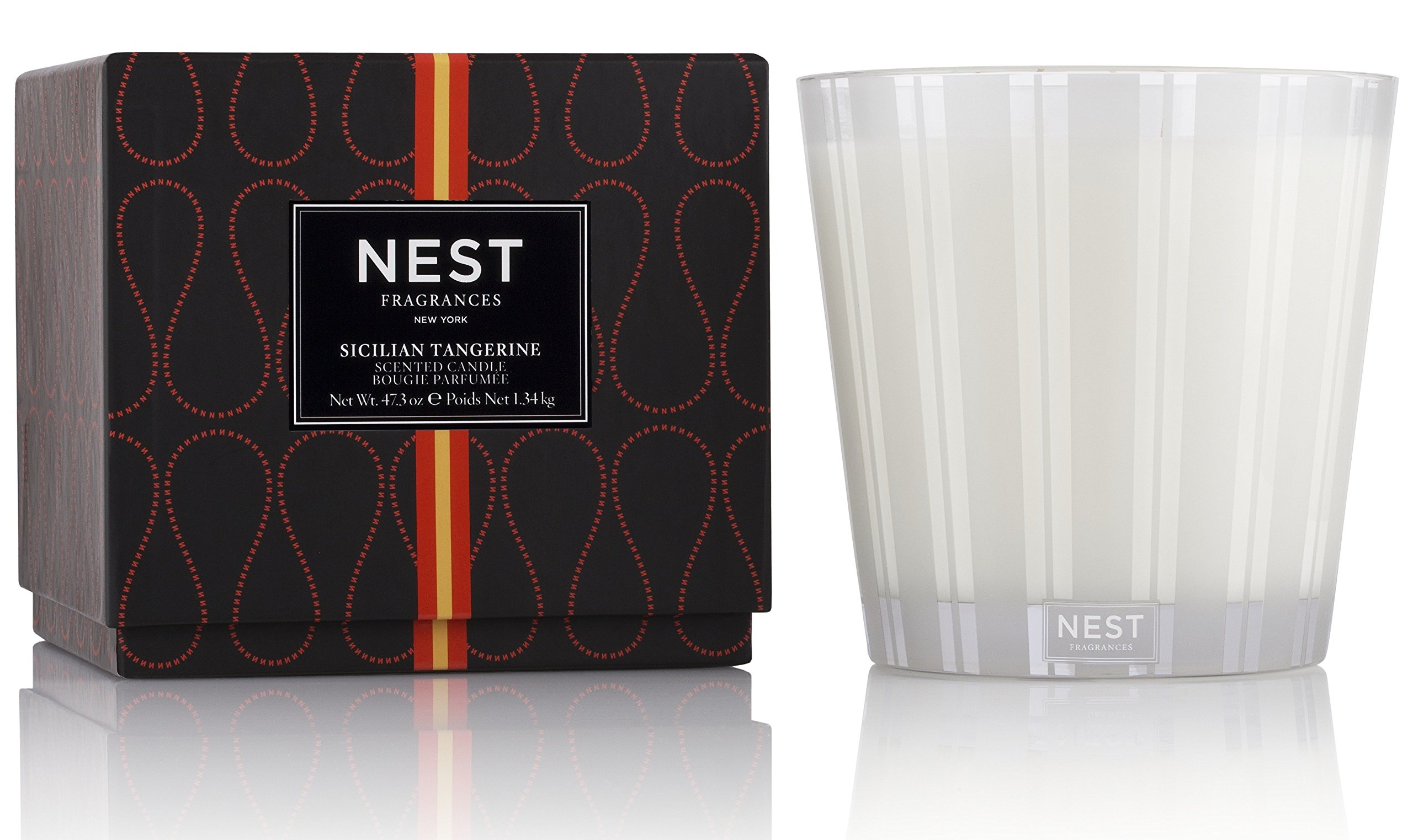NEST Fragrances Sicilian Tangerine Luxury Candle