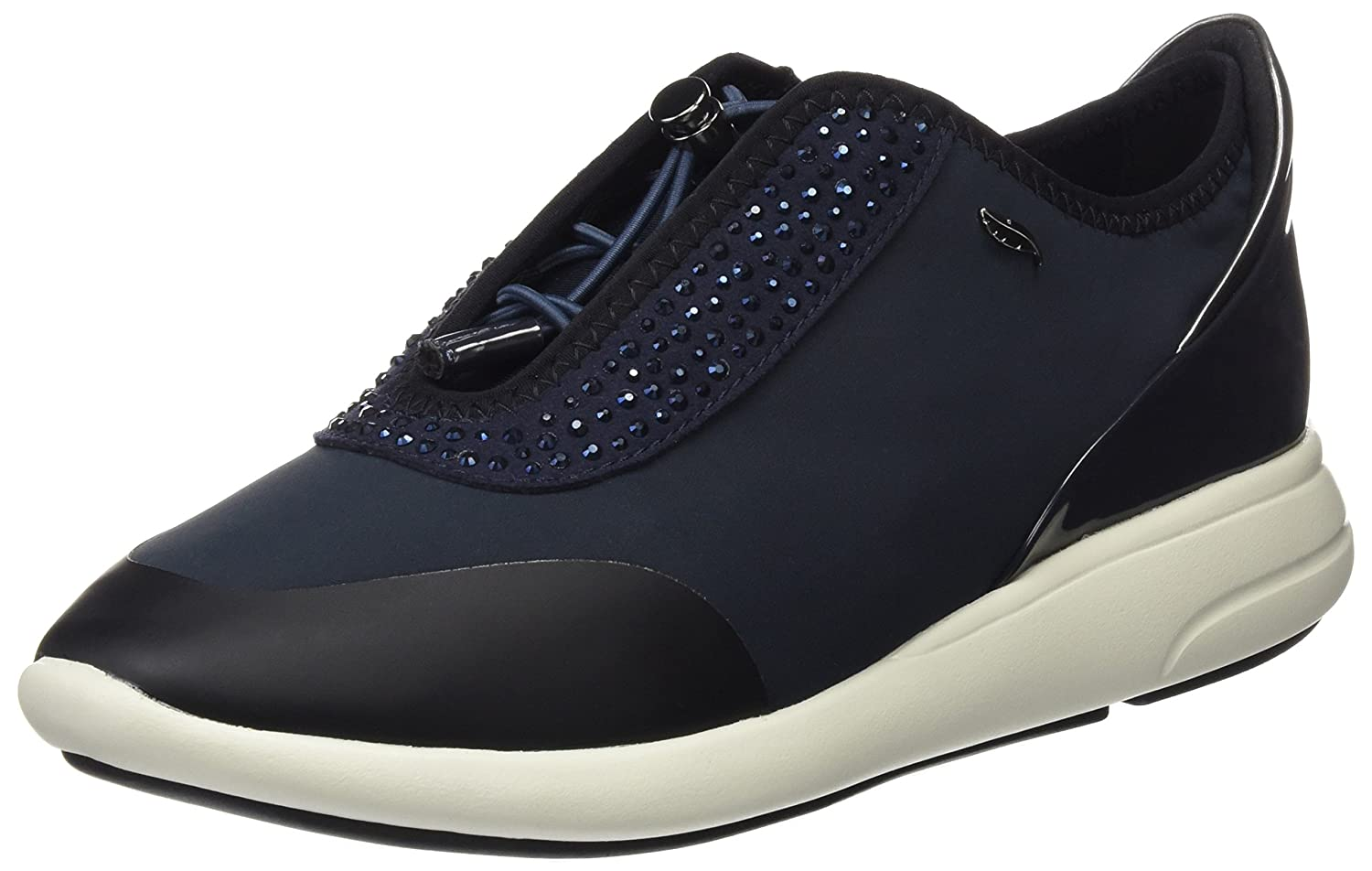Geox D Ophira E, Zapatillas para Mujer