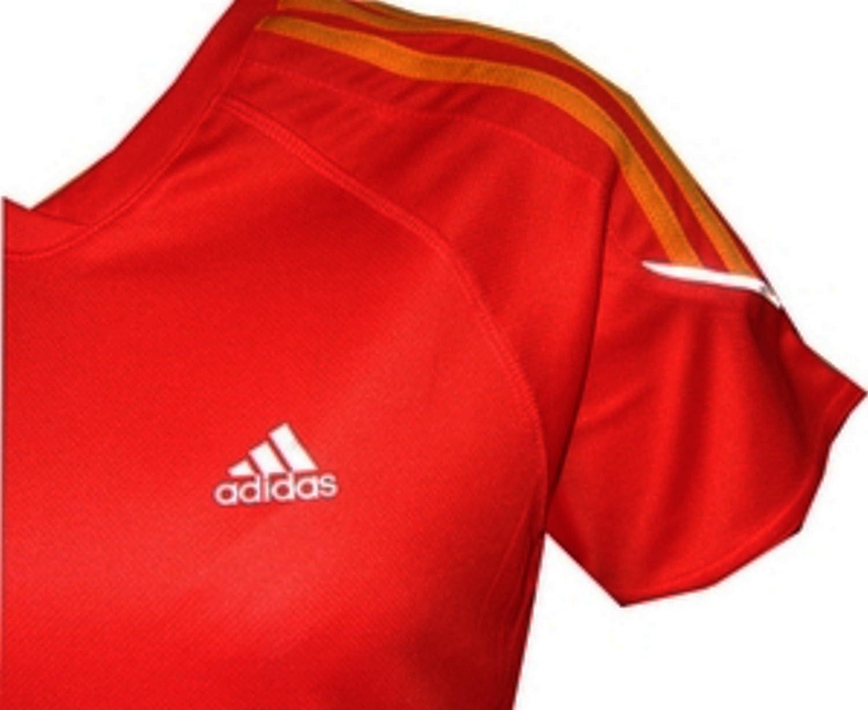 adidas ClimaLite SPORTshirt JoggingTennisFitness Gr. S ESS