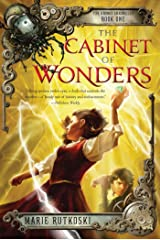 The Cabinet of Wonders: The Kronos Chronicles: Book I (English Edition) eBook Kindle