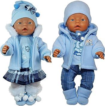 BabyBorn Puppenkleidung Set 43cm Puppenkleidung /& Zubehör passend z.B