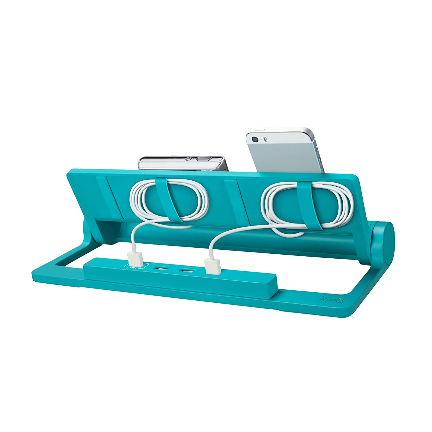 Teal Quirky PCVG3-TL01 Converge Universal USB Docking Station