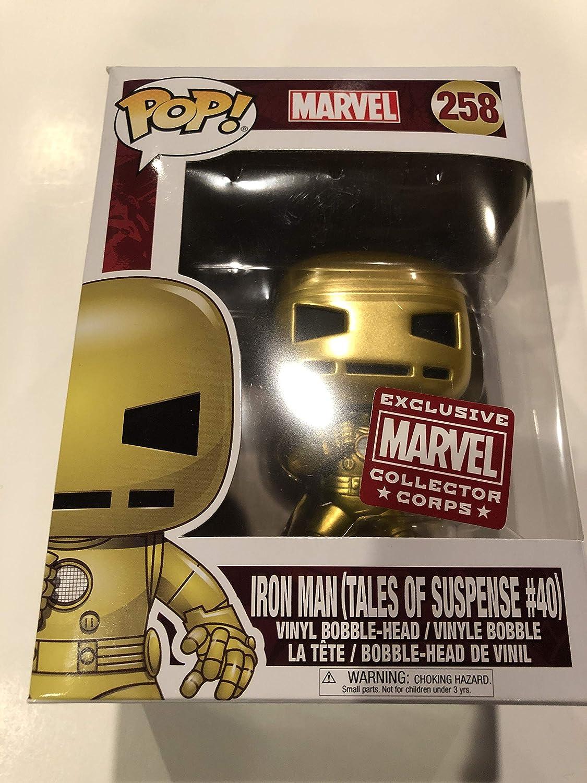 Iron Man POP Tales of Suspense #40 Marvel Corps