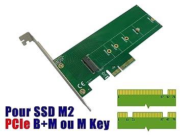 Kalea-Informatique© – Tarjeta controladora PCIe x4 para SSD ...