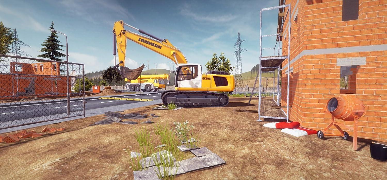 Amazing Amazon.com: Construction Simulator 2015 (PC DVD/MAC) (UK IMPORT, NOT  SUITABLE US/CANADA): Video Games