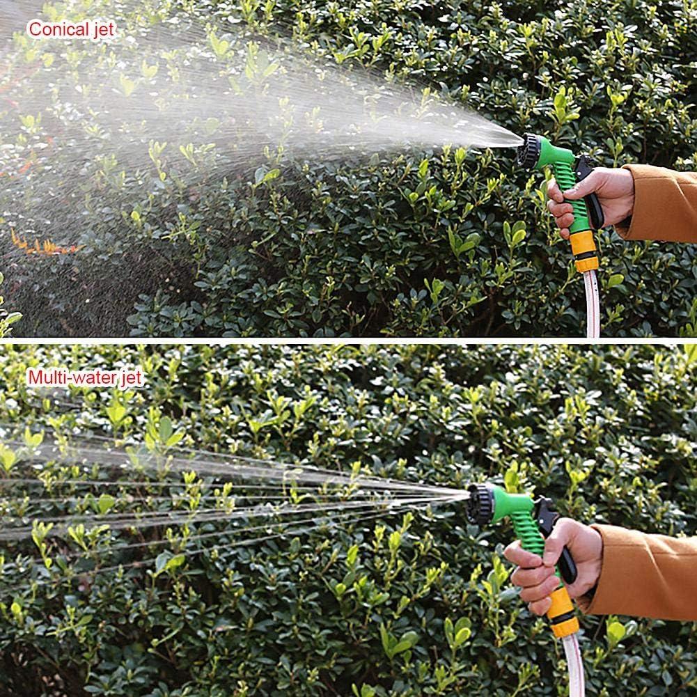 Multifunktions-Bad Sprayer Bew/ässerung von Blumen Auto waschen kleine Sprayer f/ür die Reise hook.s Tragbare Outdoor-Camping-Dusche