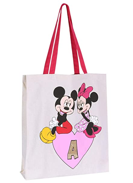 Bolsa de compra Mickey Mouse DISNEY: Amazon.es: Ropa y ...