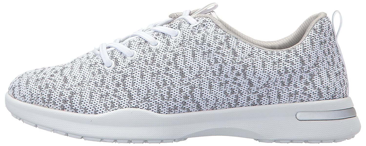 SoftWalk 7 Women's Sampson Sneaker B01M6D2H2Z 7 SoftWalk W US|White Knit 3effe0
