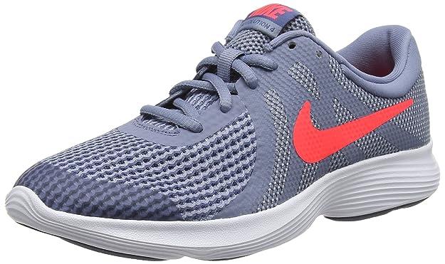 Nike Herren Jungen Laufschuh Revolution 4 (Gs) Sneakers