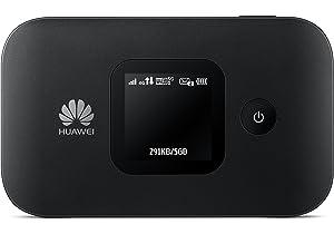 Amazon com: Huawei E5573Cs-509 Unlocked 150 Mbps 4G LTE