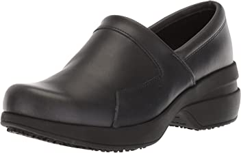 Wolverine Womens Xpedite SR Slip-On Food Service Shoe