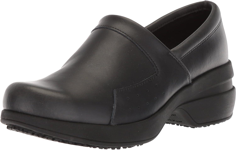 WOLVERINE Women's Xpedite SR Slip-On Food Service Shoe