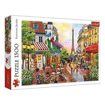 Trefl 29047 Puzzles 1000 Panorama Puzzels farbig