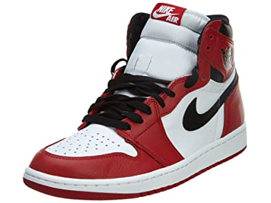best sneakers 41602 1eb47 Amazon.com   Air Jordan 1 Retro High OG