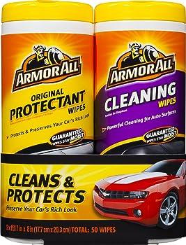 Armor All Original Wipes Interior Car Cleaner