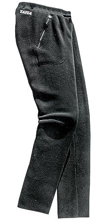 0330bf8e7 TAIGA Fleece Pants 200 - Men's Polartec Fleece Pants, Black, MADE IN ...