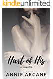 Hart of His: A Wounded Hero Adult Romance (Cale & Mickey Book 2) (English Edition)