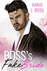 Boss's Fake Bride (Office Romances Book 4) Kindle Edition