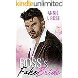 Boss's Fake Bride (Office Romances Book 4)