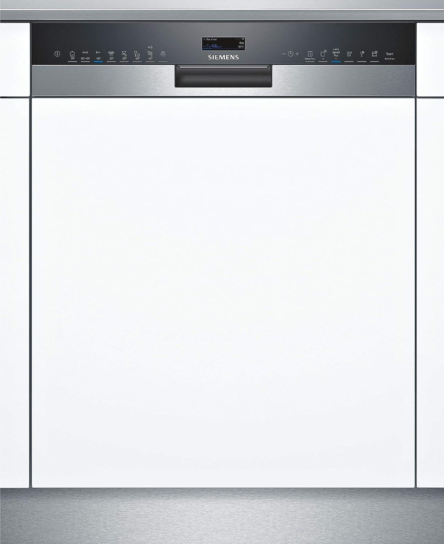 Siemens iQ500 SN558S16PE lavavajilla Semi-incorporado 12 cubiertos ...