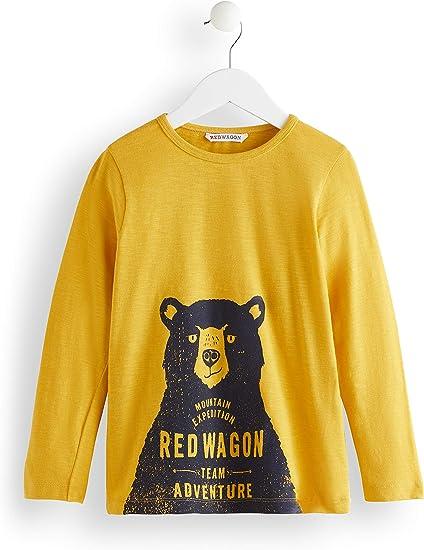 Marchio RED WAGON T-shirt Bambino a Manica Lunga
