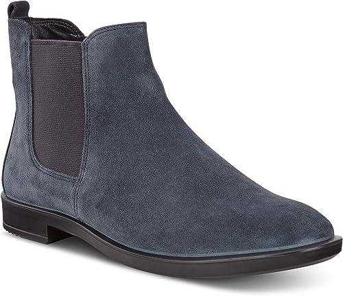 Damen Stiefel Braun Ecco Shape M15 Designer Schuhe