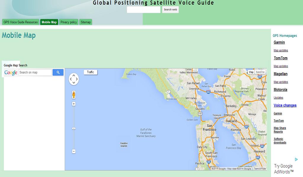GPS Voice Guide - 81ggIk6VC9L
