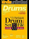 リズム&ドラム・マガジン 2019年12月号