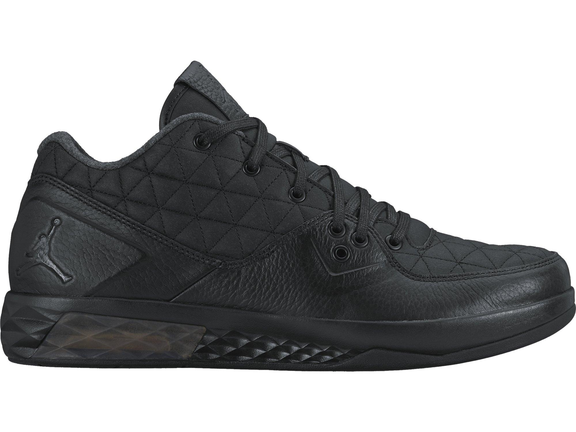 Galleon - Nike Mens Jordan Clutch Basketball Shoe Black Black-Gym Red 9.5 e24dd810f
