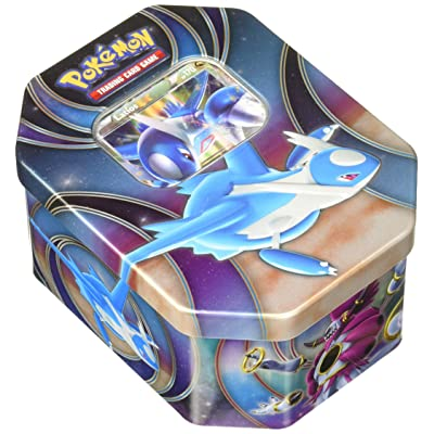 Pokemon Latios EX Power Beyond Fall Collector Tin 2015 Sealed: Toys & Games
