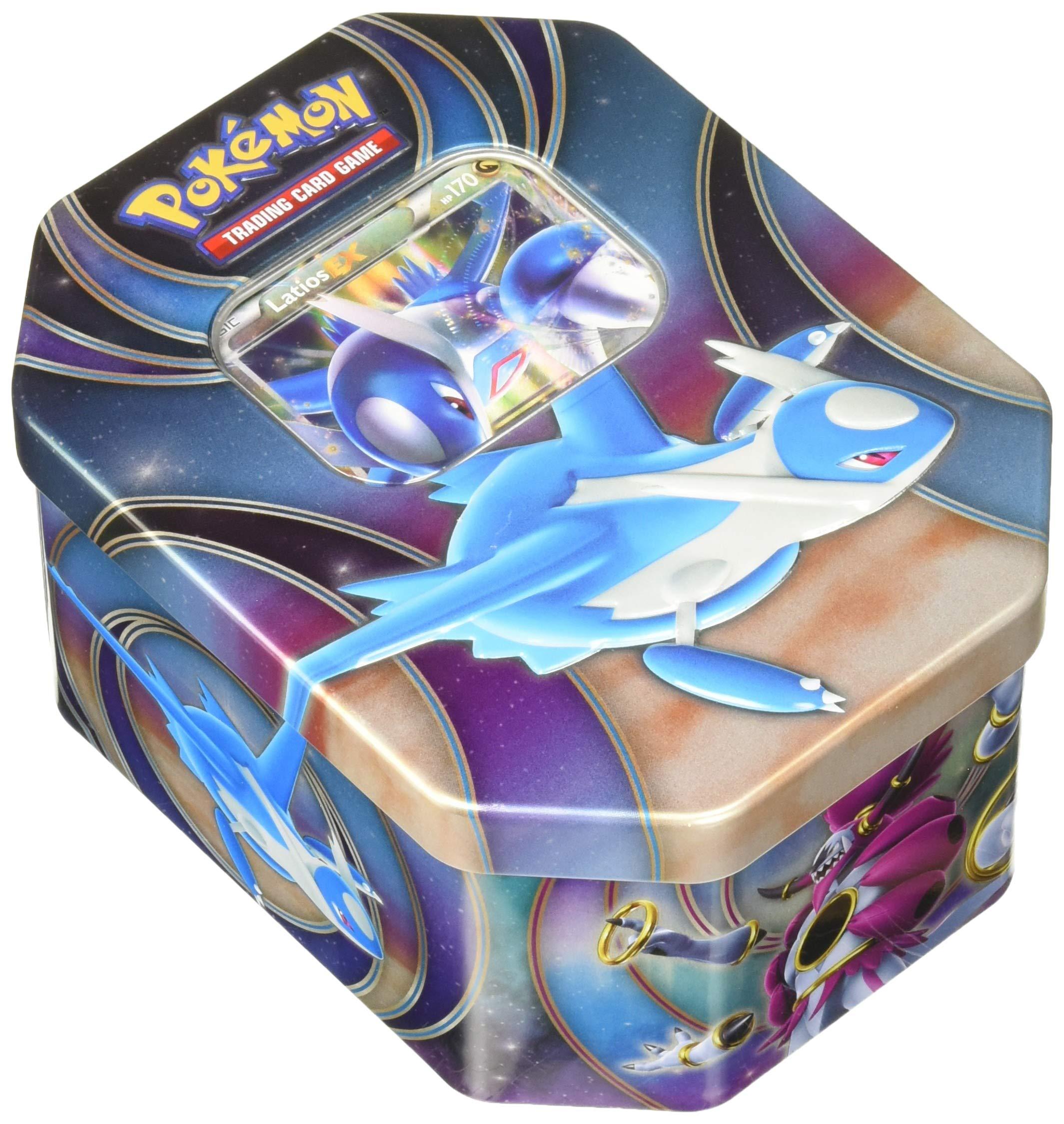 Pokemon Latios EX Power Beyond Fall Collector Tin 2015 Sealed by Pokemon
