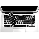 Zaggass. MacBook Air 11インチ 日本語 キーボードカバー 保護カバー (JIS配列) 〈 MacBook Air 11 11.6インチ用〉マックブック ブラック (黒)