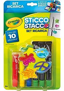 Amazoncom Crayola Cling Creator Art Activity Make up to 20