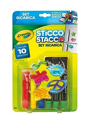 Crayola 74-7093 - Set Recarga Sticco Stacco-Fabrica de Pegatinas ...